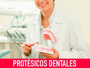 Protésicos dentales