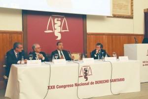 El presidente del Consejo Genaral moderó el taller «Seguros odontológicos: marketing, información, ética y publicidad».