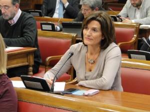 La senadora por Tenerife, Luz Marina Socas.