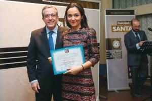 Entrega de diplomas en Pontevedra y Ourense.