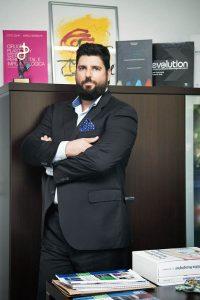 Javier Teixidó, director gerente de la Editorial Quintessence.