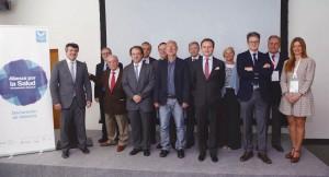 En la imagen, miembros de la alianza interdisciplinar y multi-institucional que colaboraron en la «Alianza por la Salud», presentada durante el congreso nacional de SEPA.