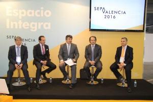 Durante el Congreso de SEPA se llevaron a cabo distintas actividades formativas e informativas en el denominado «Espacio Integra».