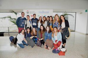 Grupo de alumnos pertenecientes a la Residencia Clínica Odontológica.