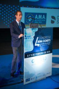 Antonio Montero, presidente de COEM.