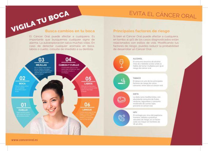 Día Mundial contra el Cáncer en el Colegio de Dentistas de León