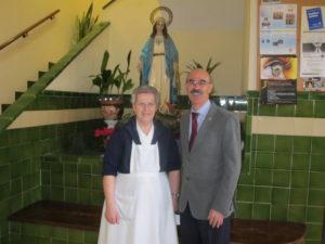 Donación del Colegio de Dentistas de Tenerife