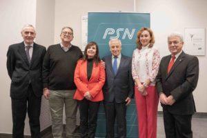 PSN nueva sede en Logroño