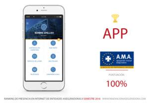 App de A.M.A.