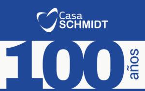 LogoCentenario Casa Schmidt