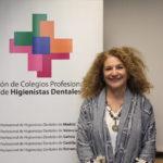 Sol Archanco (Unión de Colegios Profesionales de Higienistas Dentales de España).