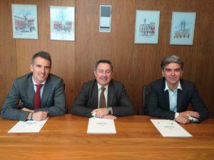 Acuerdo de colaboración Itero y Ticare