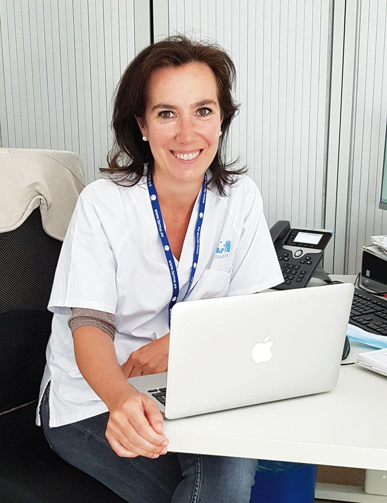 Dra. María Jesús Morales Vela