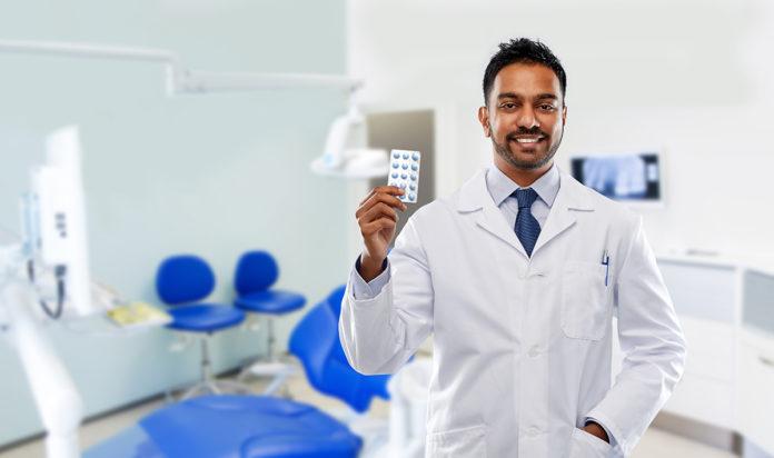 Dentista antibióticos