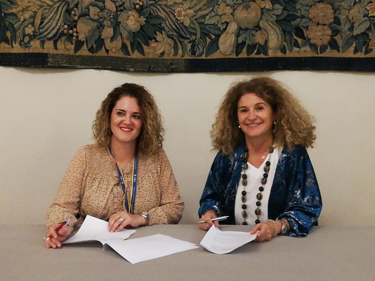 La Unión de Colegios de Higienistas Dentales de España y la Asociación Murciana de Higienistas firman un acuerdo - Gaceta Dental - Gaceta Dental