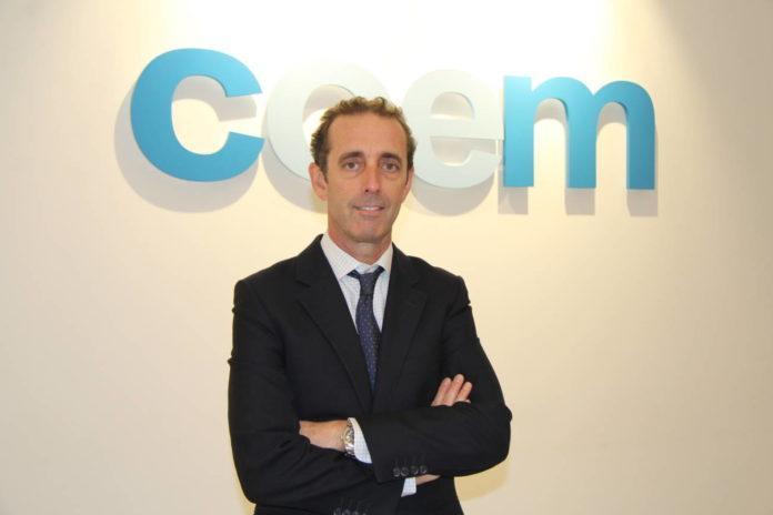 Antonio Montero, presidente del COEM.