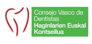 Logo Consejo Vasco de Dentistas.
