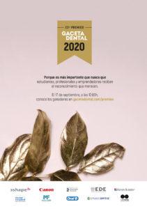 Premios Gaceta Dental 2020