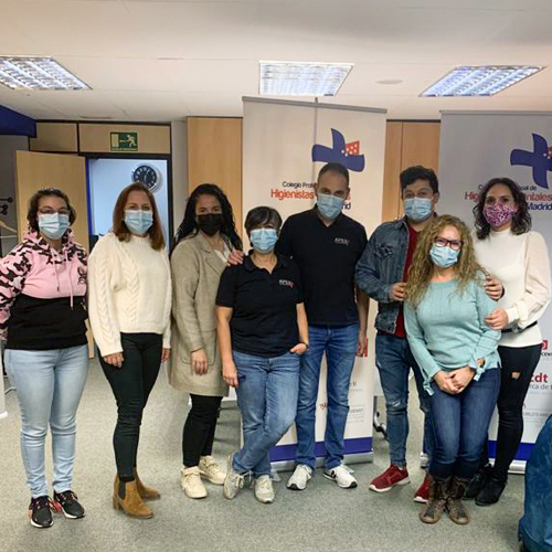 Colegio higienistas Madrid