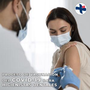 Vacunación higienistas dentales