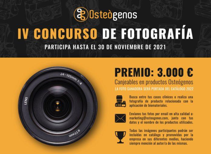 IV Concurso de Fotografía de Osteógenos
