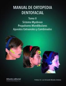Portada del Tomo II del Manual de Ortopedia Dentofacial