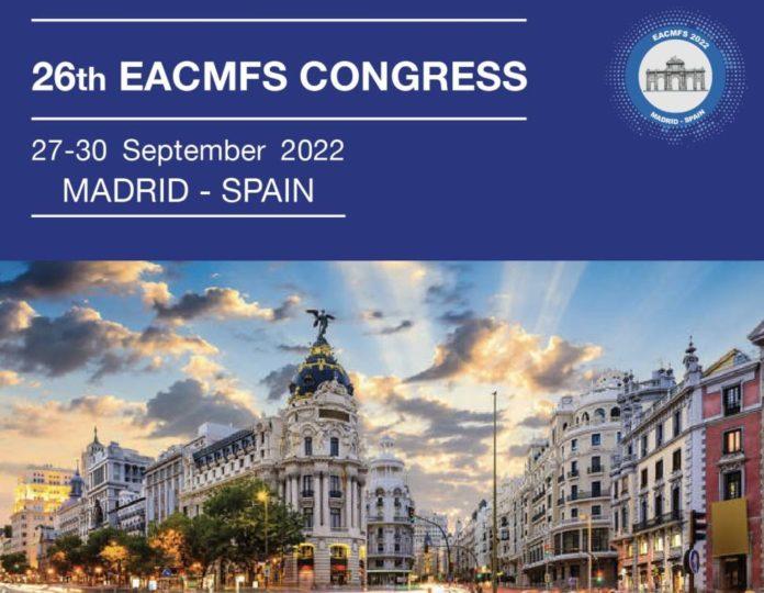 Congreso EACMFS 2022 que se celebrará en IFEMA Madrid