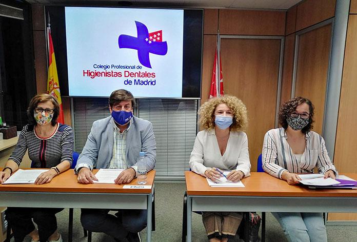 Asamblea del Colegio de Higienistas Dentales de Madrid