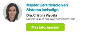 Informacion curso Cristina Viyuela Invisalign