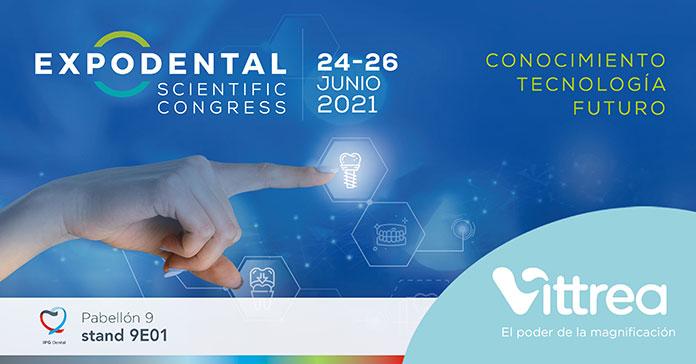 Expodental Scientific Congress se celebrará del 24 a 26 de junio en el recinto ferial de Madrid, IFEMA