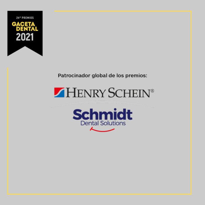 Henry Schein, Patrocinador Global de los Premios Gaceta Dental