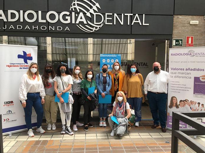 Cursos impartidos por el Colegio de Higienistas Dentales de Madrid