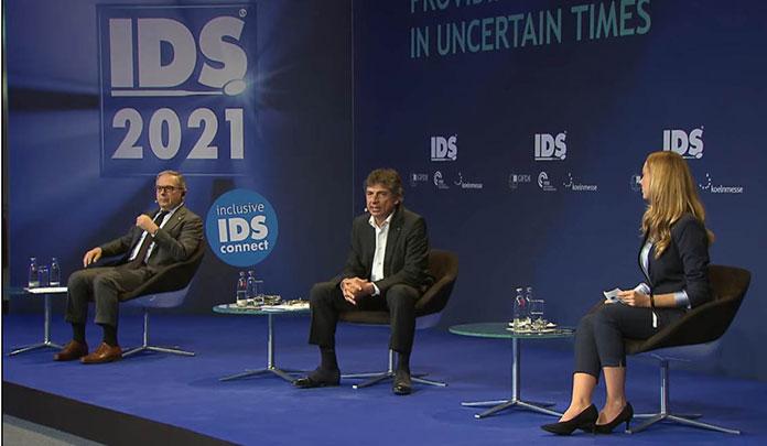 Presentación a los medios de IDS 2021