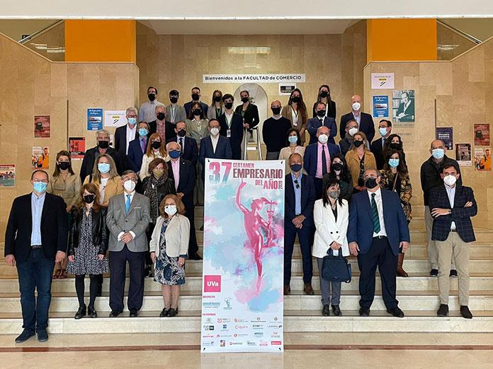 Fernando Mozo, Premio Especial de la 37 edición del Certamen Empresario del Año