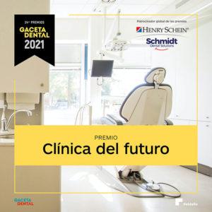 Premio GD 2021 Clínica del Futuro