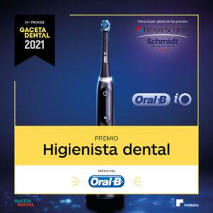 Premio GD 2021 Higienista Dental