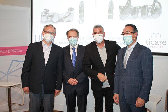 El Dr. Juan Blanco da a conocer los resultados de su último estudio clínico sobre Implantología