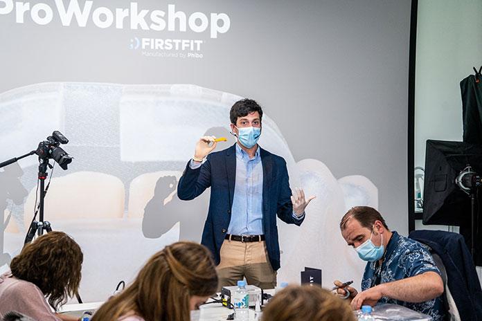 Workshops sobre FirsFit® por Grupo Phibo