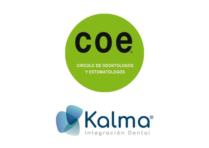 Acuerdo COE y Kalma Integración Dental