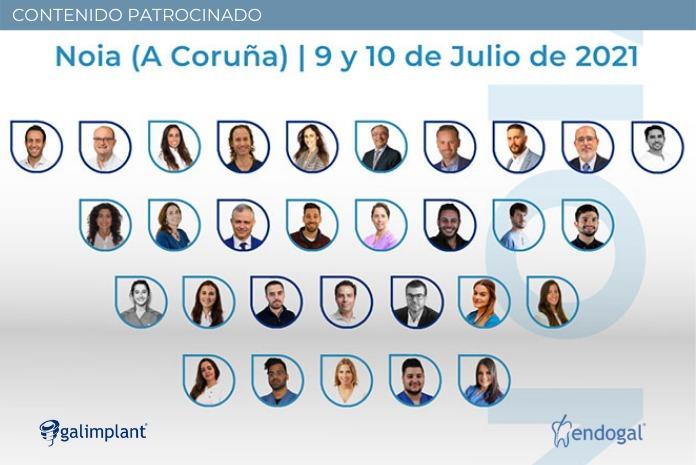 Primer Congreso gallego de actualización en Implantología y Endodoncia
