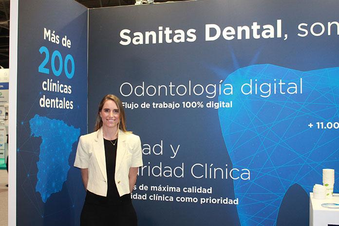 Entrevista a Elena Criado, responsable asistencial de Sanitas Dental