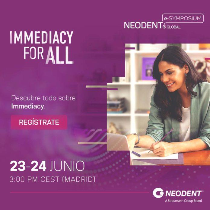 El e-Symposium global de Neodent se celebrará el 23 y 24 de junio