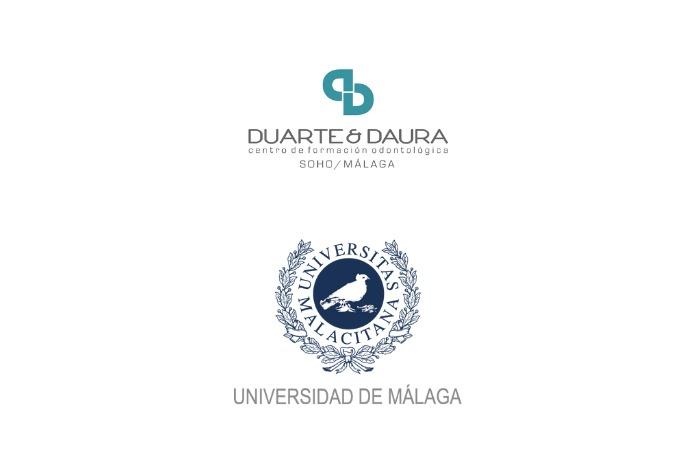 Universidad de Málaga y el Centro de Formación Odontológico Duarte & Daura