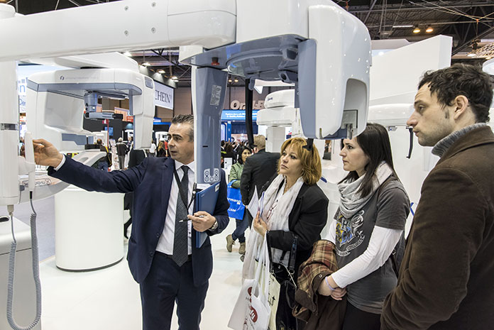 Ifema Madrid Expodental Scientific Congress