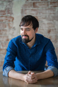 Javier Rioja, director de rIL estudio