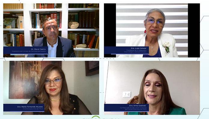 I Mesa Virtual Iberoamericana