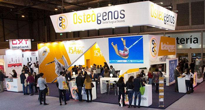 Osteógenos estará presente en Expodental Scientific Congress 2021
