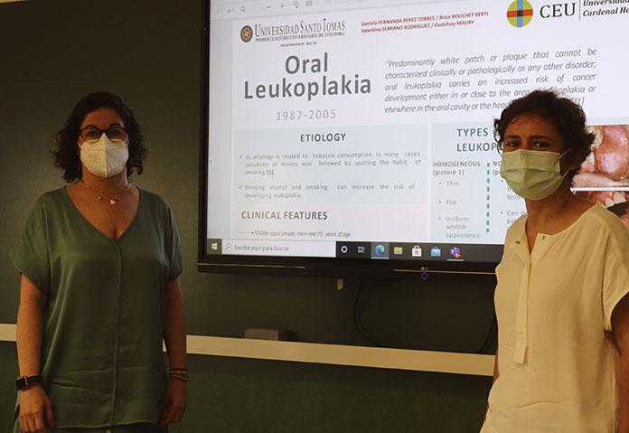 Proyecto formativo para analizar las enfemedades orales