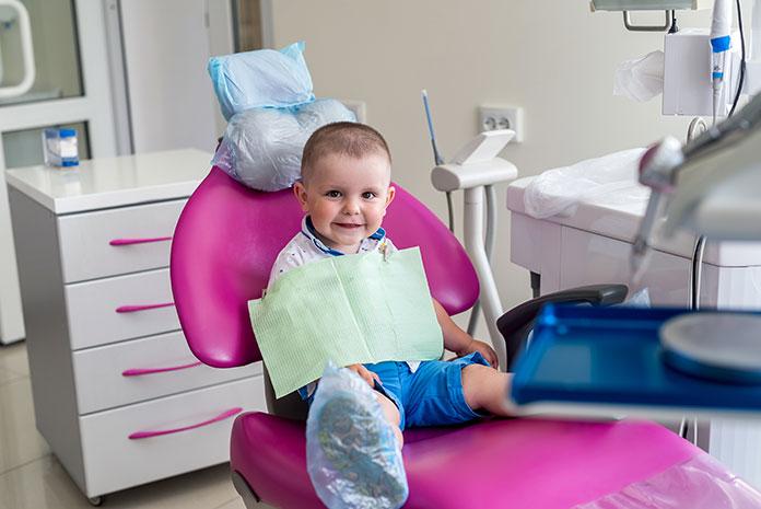 Pautas para una correcta salud bucodental en bebés