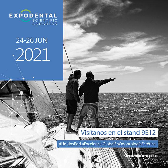 Straumann Group estará presente en Expodental Scientific Congress con un stand de 60 metros cuadrados